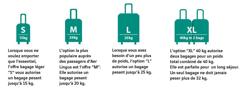 bagage-soute-aer-lingus-aeroport-rennes