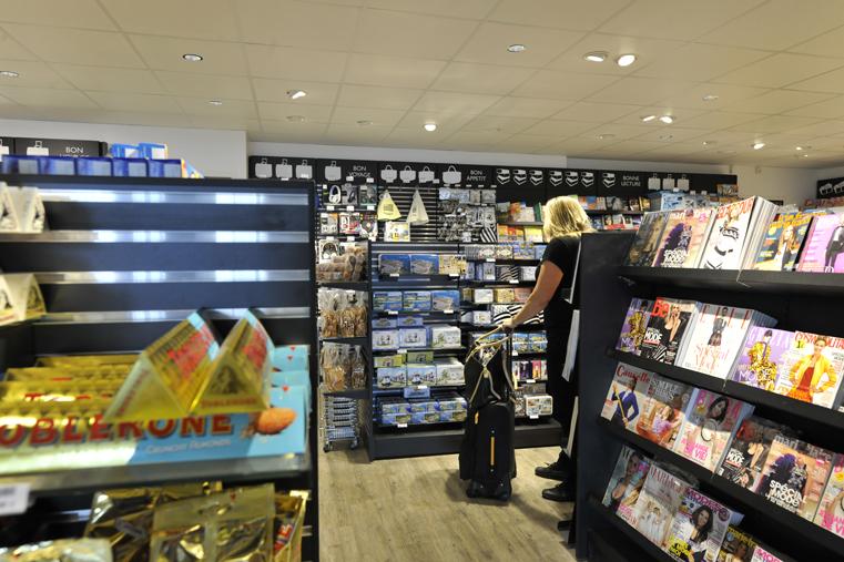 Commerces Aéroport de Rennes