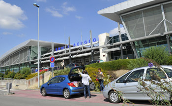 drop-off-zone-rennes-airport