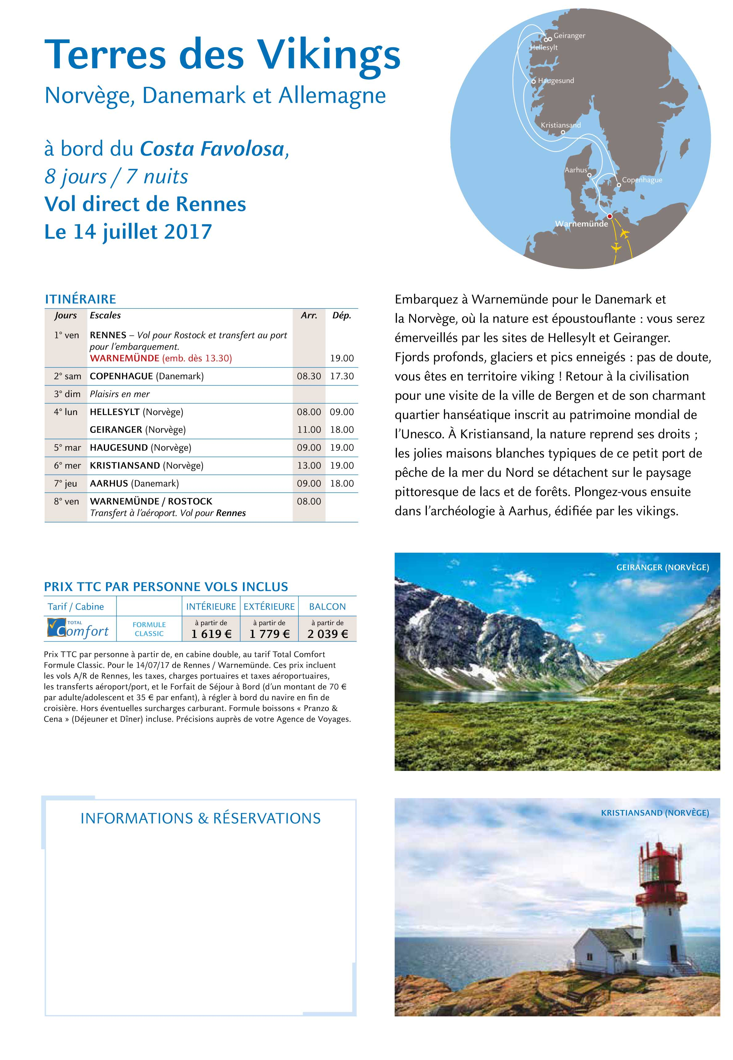 norvege-fjords-aeroport-rennes-costa-croisiere