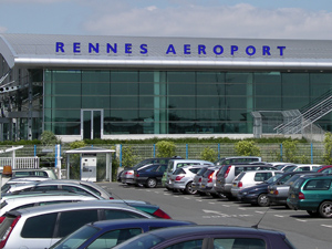 car-park-rennes-airport