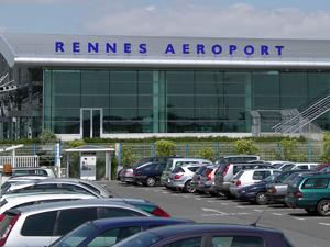 car-park-rennes-airport