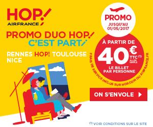 promo-hop-rennes-billet-avion