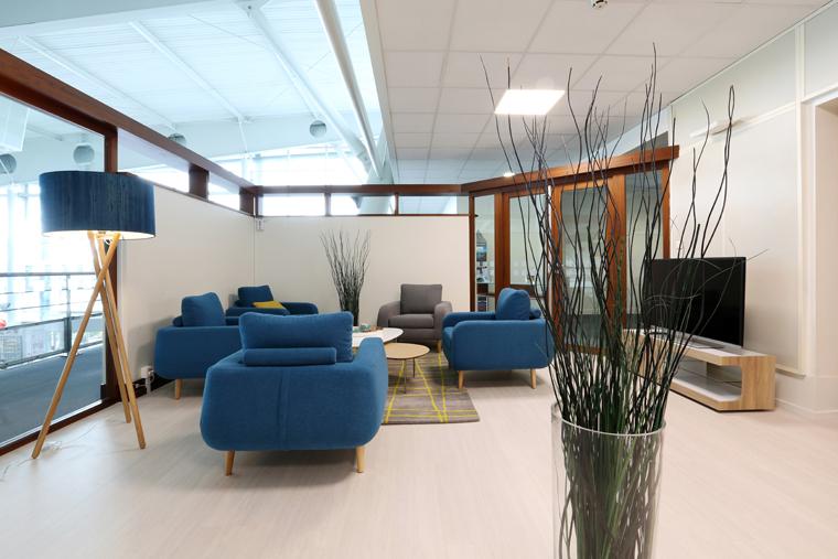 Salon lounge Aéroport Rennes
