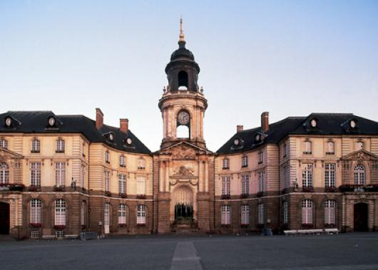 Rennes and the surrounding area rennes bretagne airport for Hotels rennes