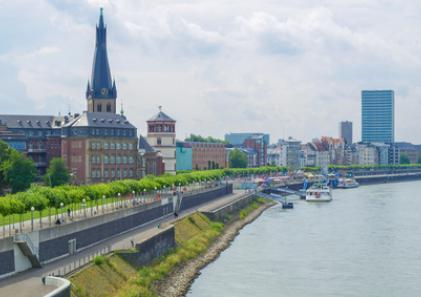 flight Rennes Dusseldorf 1