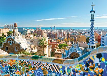 barcelone madrid vol
