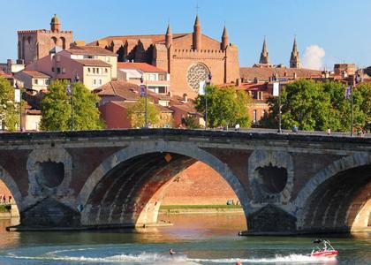 Toulouse a roport rennes bretagne for Architecte batiment de france toulouse