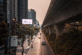 Road traffic information