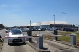 car parks rennes airport