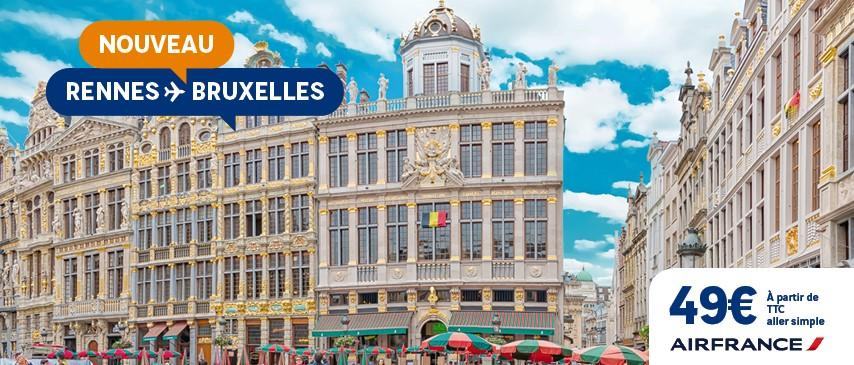 vol-direct-rennes-bruxelles-billet-avion-hop-air-france-49