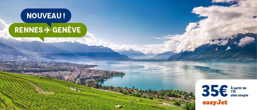 vol-direct-rennes-geneve-suisse-billet-avion-easyjet