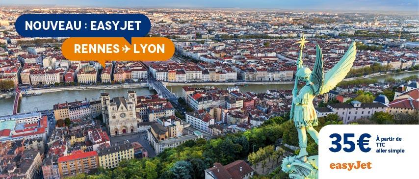 vol-direct-rennes-lyon-easyjet-low-cost