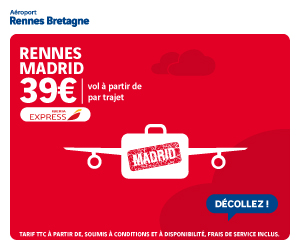 vol-direct-rennes-madrid-iberia-express-billet-avion-pas-cher